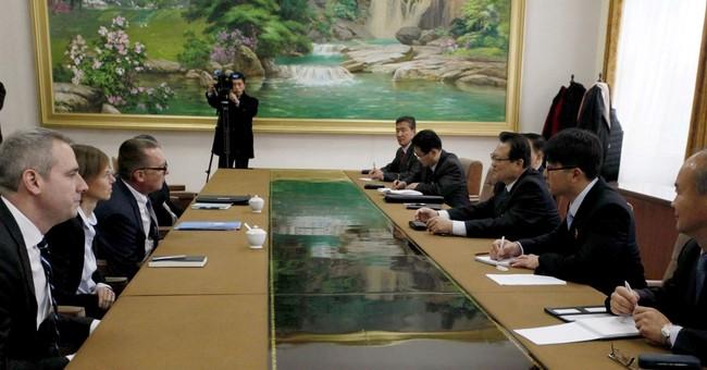 Senior UN official meets NKorea's deputy foreign minister