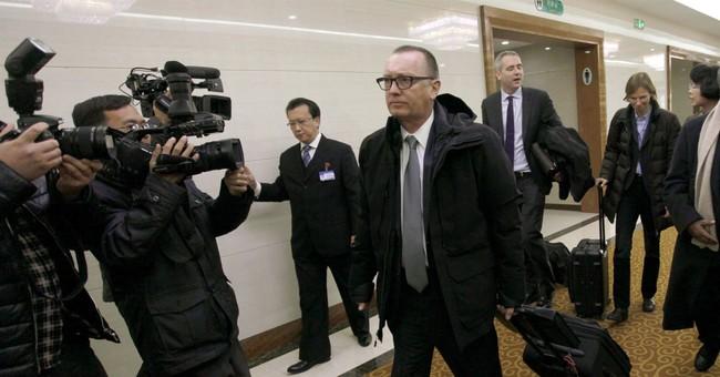 Senior UN official in North Korea to meet top leaders