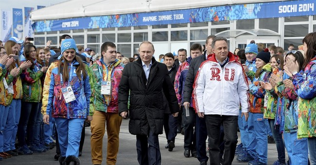 Olympic ban for Russia's World Cup organizing chief