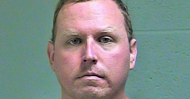 Oklahoma officer charged in fatal shooting of suicidal man