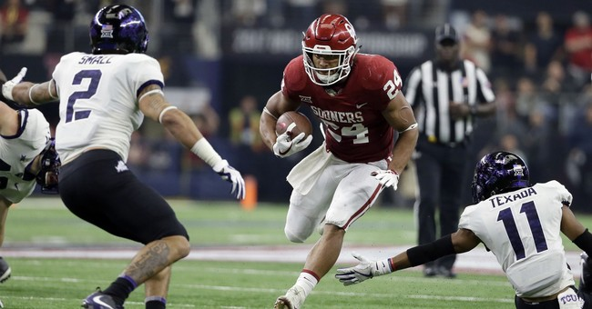 Sooners RB Rodney Anderson won't be charged with sex assault