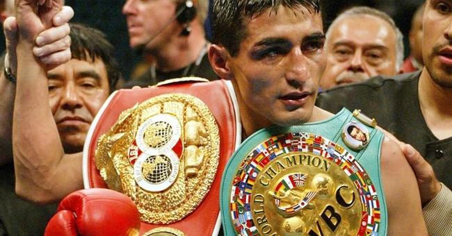 Vitali Klitschko and Erik Morales win election to Boxing HOF