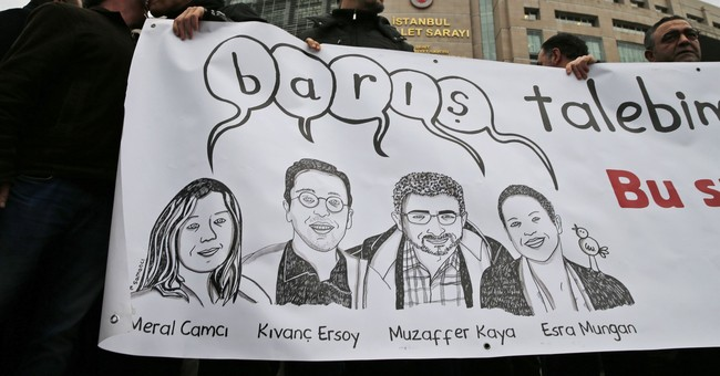 Turkish academics on trial for issuing declaration for peace