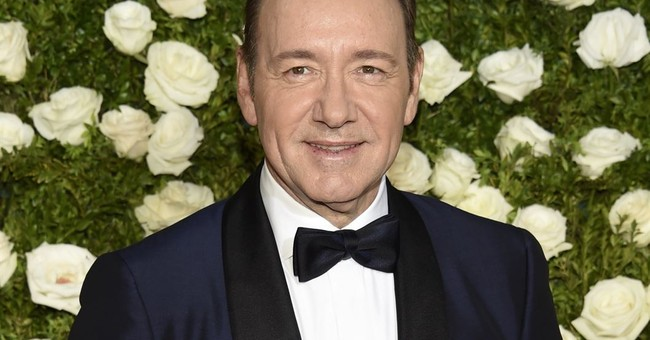 Ex-husband of Norway royal says Spacey groped him in 2007
