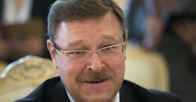AP Interview: Russian lawmaker wonders why Flynn lied to FBI