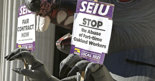 Oakland workers strike, closing offices, stopping services