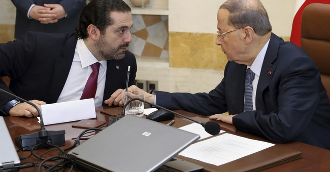 Lebanese PM Hariri revokes resignation after consensus deal