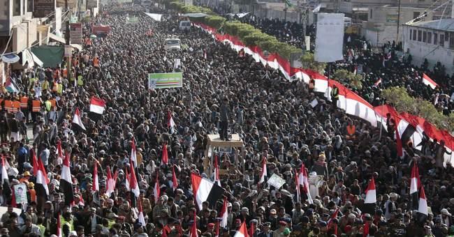 Saudi strikes rock Yemeni capital after ex-president slain
