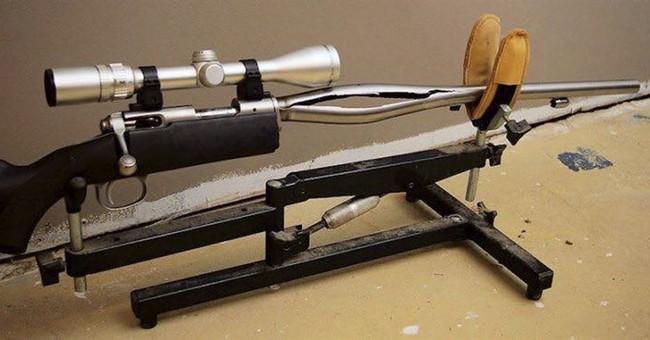 Gun maker's exploding rifle leaves trail of injured hunters