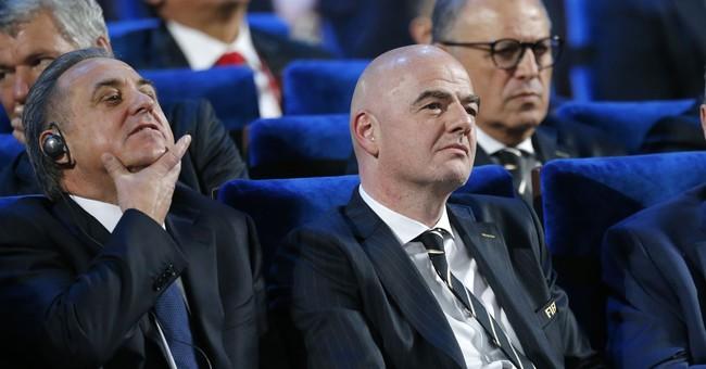European lawmakers slam FIFA, IOC for leadership issues