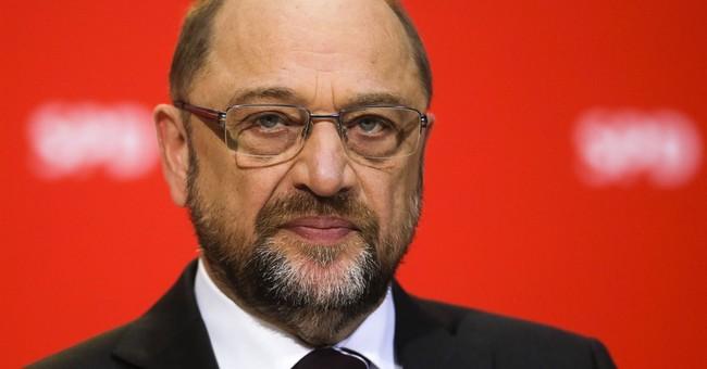 German Social Democrats argue over possible Merkel coalition
