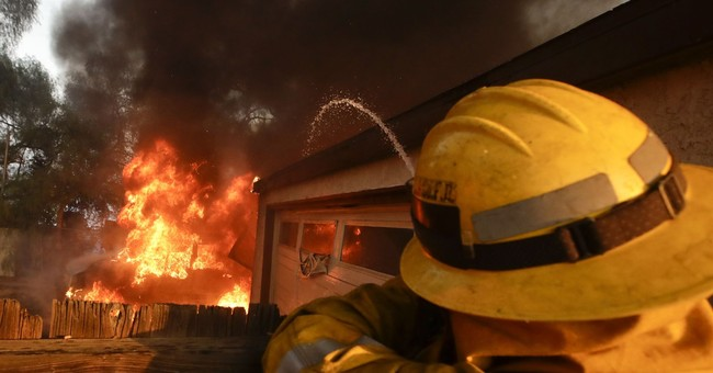The Latest: Surge in California fire brings new evacuations