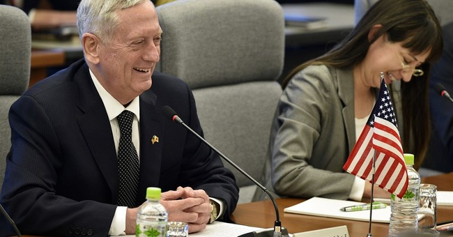 China lashes out at Mattis remarks on East China Sea islands