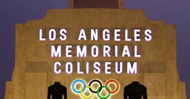 LA Olympic bid touts predictability in an era of uncertainty