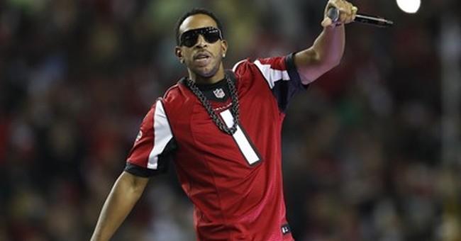 Atlanta celebrities 'rise up' for Super Bowl-bound Falcons