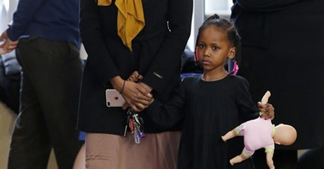 4-year-old Somali girl reunited with mom in Minnesota