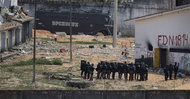 Life at Brazilian prison where 'the state has lost control'