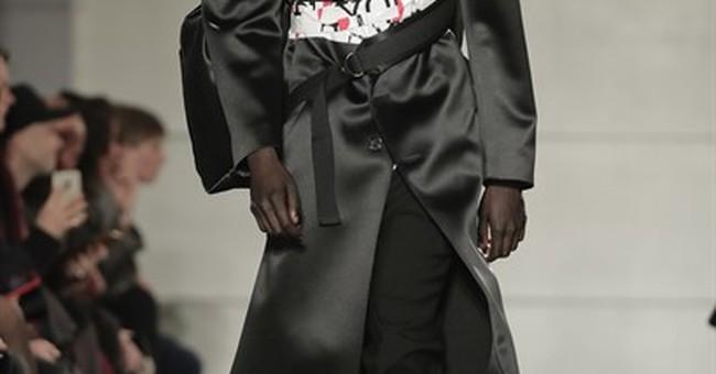 Raf Simons salutes New York, talks politics at Fashion Week