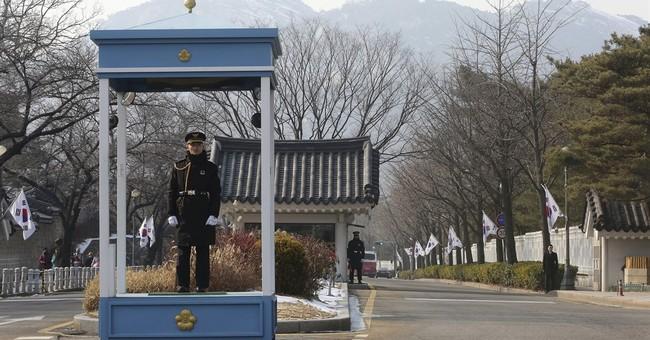 South Korea president's office block prosecutors' searches
