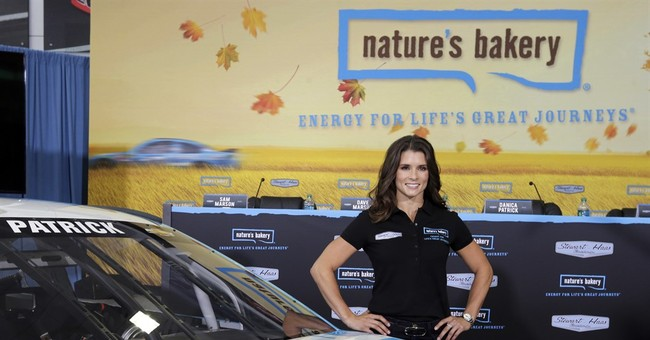 Danica Patrick's racing team sues sponsor Nature's Bakery