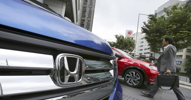 Honda profit jumps on cost cuts, absence of recall expenses