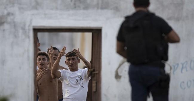 Life at Brazilian prison where 'the state has lost control'