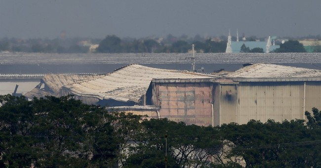 Philippine factory fire put out; all workers accounted for