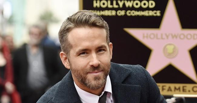 Ryan Reynolds, at Harvard, balks at making fun of Tom Brady