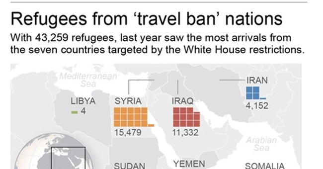 Analysis: 2016 was busiest year for targeted refugees