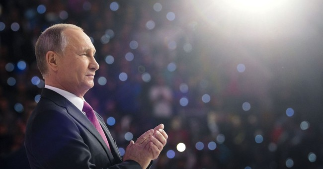 Putin will allow Russians to compete at Pyeongchang Olympics