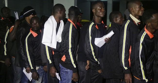 UN condemns 'heinous' sale of migrants in Libya as slaves