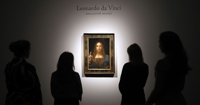 The Latest: Saudis: $450 million artwork bought for museum