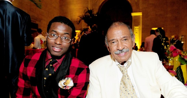 Son of ex-Rep. Conyers not prosecuted in domestic abuse case