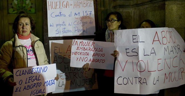 Bolivia lawmakers vote to ease right abortion restrictions