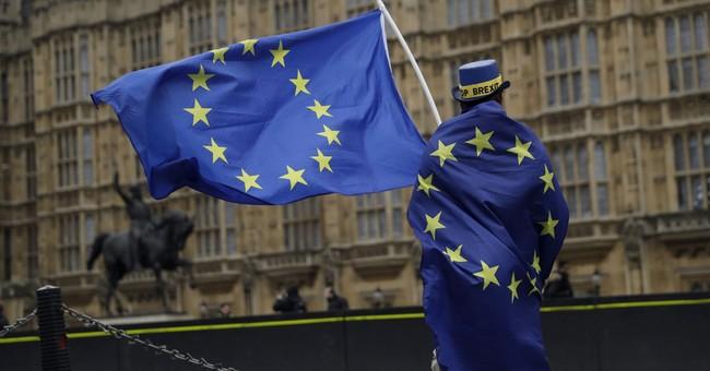 The Latest: UK made no estimate of Brexit's economic impact