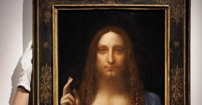 $450 million Leonardo painting heading to new Louvre museum