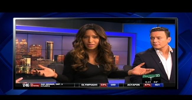 Atlanta anchor responds to email calling her a racial slur