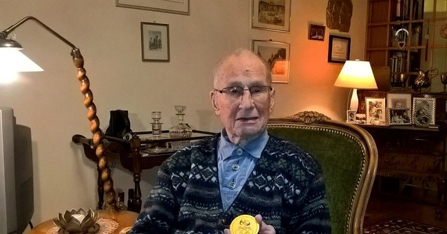 101-year-old Olympian's life tells story of Finnish century