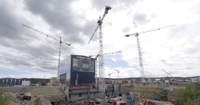 Nuclear fusion project hails halfway construction milestone
