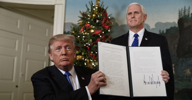 On Jerusalem, Trump's view molded by powerful allies