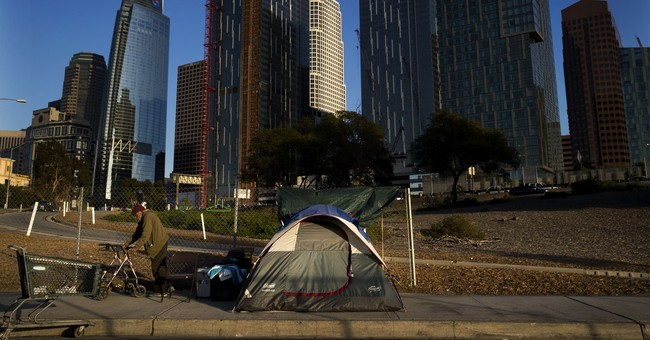 America's homeless population rises for first time in years
