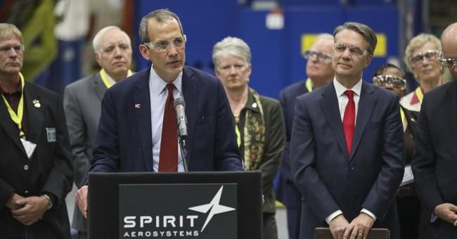 Spirit AeroSystems announces $1B expansion, 1,000 new jobs