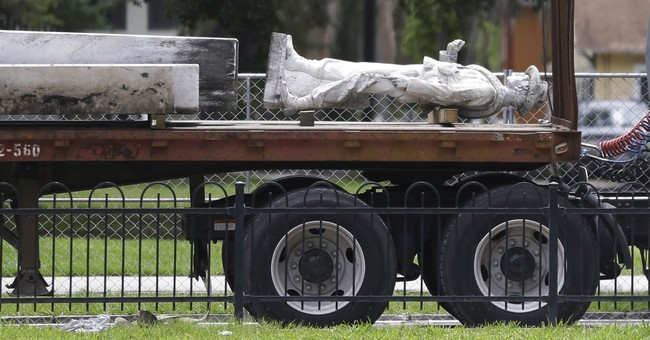 'Johnny Reb' Confederate statue has new home in Florida