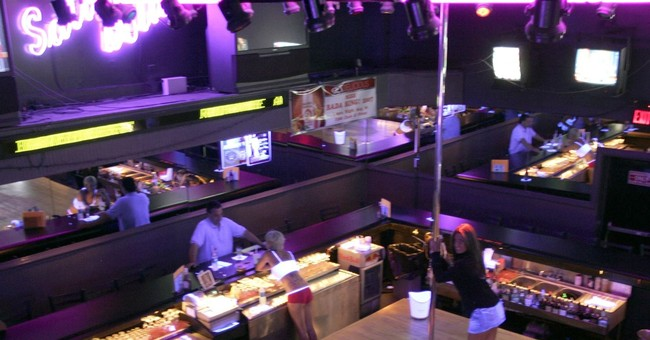 Bada bing! New Jersey whacks 'Sopranos' strip club