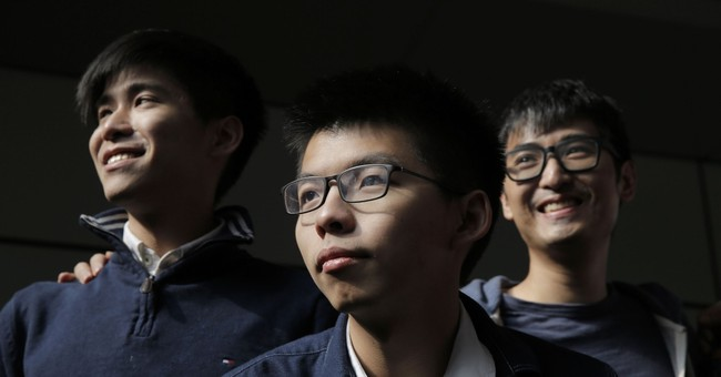 Judge postpones sentencing of Hong Kong democracy activist