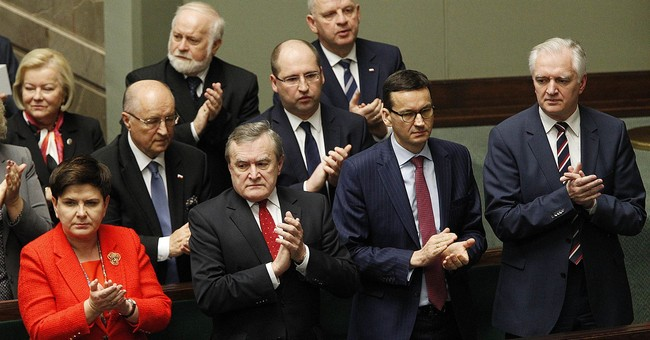Polish finance chief Morawiecki to be new prime minister