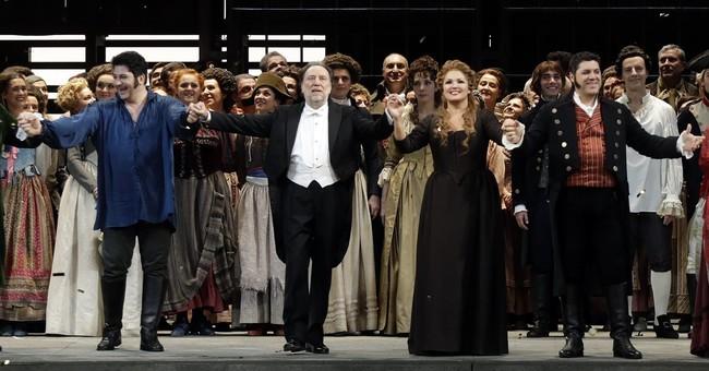 'Andrea Chernier' makes triumphant return to La Scala