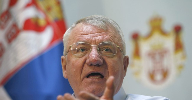 Serb ultranationalist refuses to go back to Hague tribunal