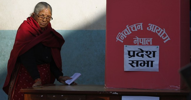 Millions in Nepal vote for provincial, national assemblies