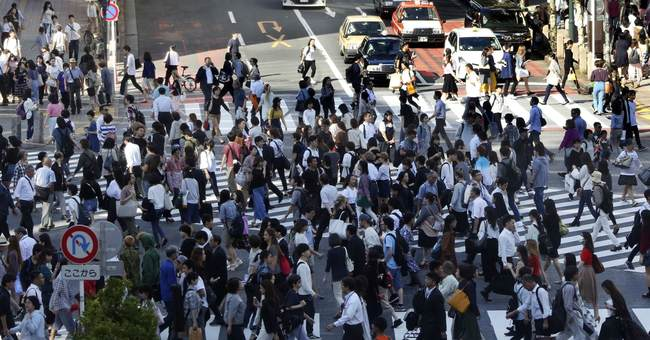 Japan economy gains momentum, grows 2.5 percent in July-Sept